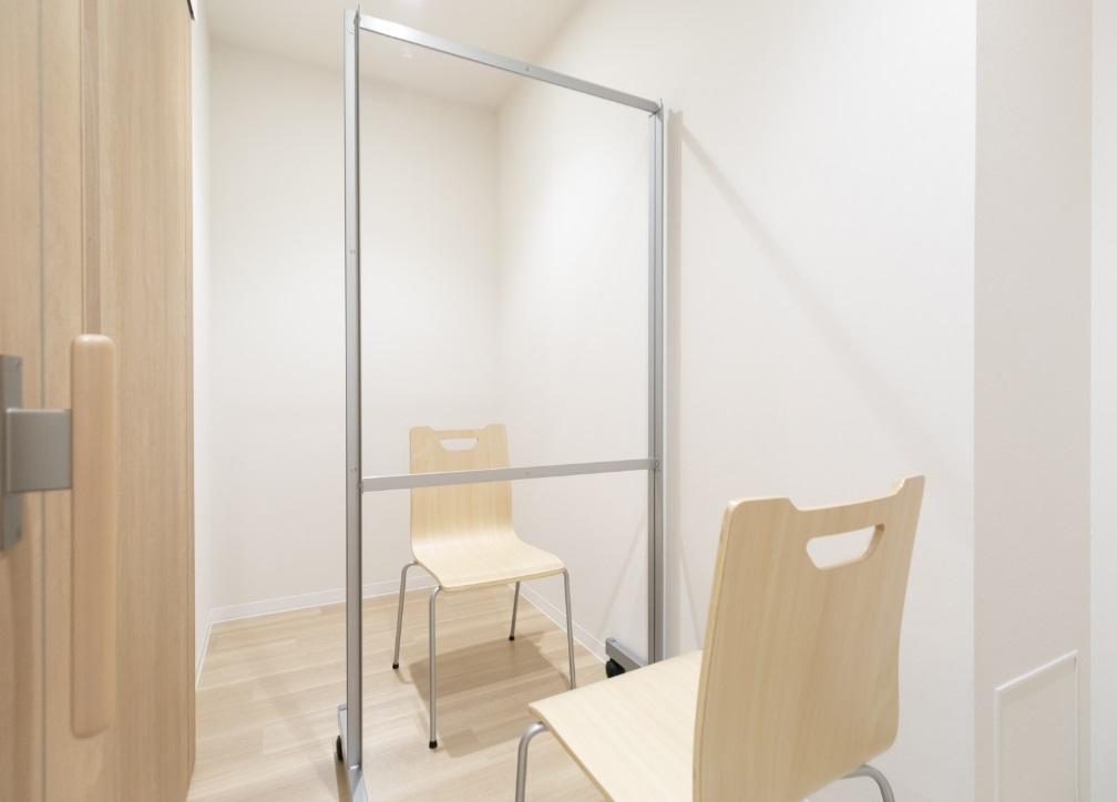 カウンセリング室の写真